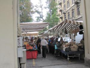 Italy Flee Market