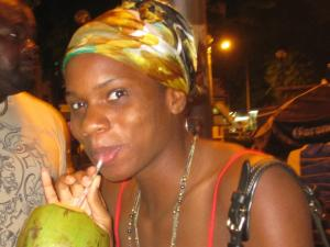 Trinidad coco